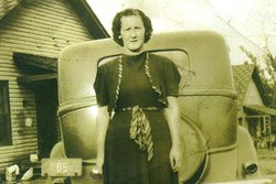 Elmer Florence <i>Gaddy</i> Harmon