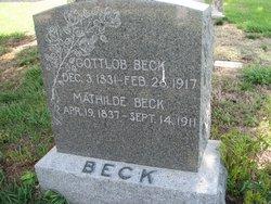 Gottlob Beck