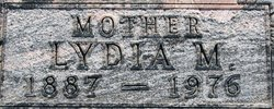 Lydia M. Beck