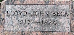 Loyd John Beck