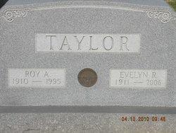 Roy Arthur Taylor
