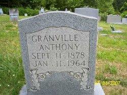 Granville Anthony