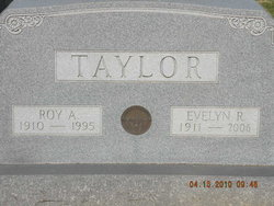 Evelyn <i>Reeves</i> Taylor