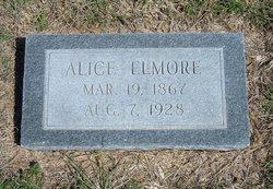 Alice Rose <i>Kimbrel</i> Elmore