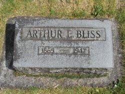 Arthur Edward Bliss