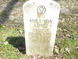 Miranda R <i>Loney</i> Ashby