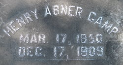 Henry Abner Camp