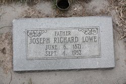 Joseph Richard Lowe