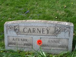 Annie <i>Harris</i> Carney