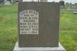 Lyle Dean Adams
