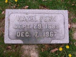 Hazel Fern Myers