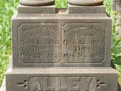 Nancy <i>Miller</i> Alley