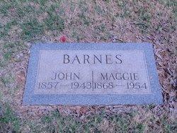 Margot Victoria <i>Inlow</i> Barnes