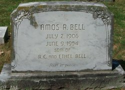 Amos R. Bell
