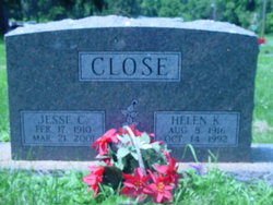 Jesse Carroll Close