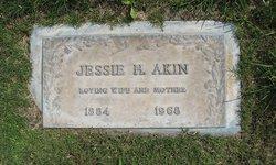 Jessie Hamilton <i>Mather</i> Akin