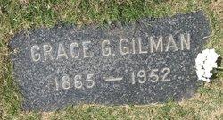 Grace Elizabeth <i>Gregory</i> Gilman