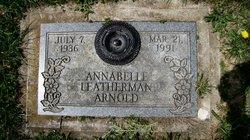 Annabelle <i>Leatherman</i> Arnold