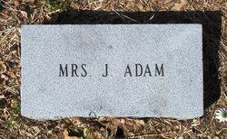 Mrs J. Adam