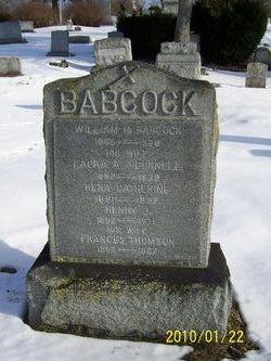 William H. Babcock