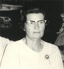 Edith Florene <i>Hicks</i> Willis Joyner