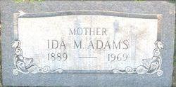 Ida M. Adams