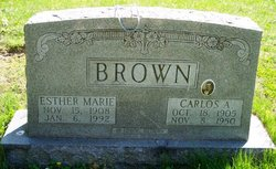 Esther Marie Brown