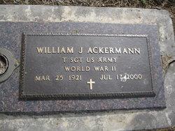William J. Ackermann
