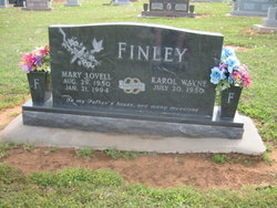 Mary Lovell <i>Tannehill</i> Finley