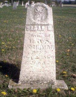 Sarah E. Mochiman