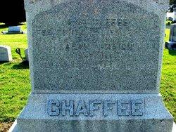 Abram G Chaffee