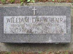 William Drew Bair