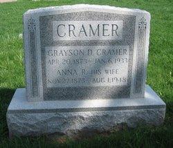 Anna R. Cramer