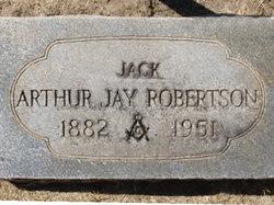 Arthur Jay Art Robertson