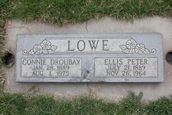 Connie <i>Droubay</i> Lowe