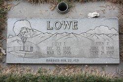 John Peter Lowe