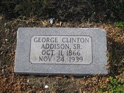 George Clinton Addison, Sr