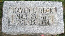 David Lewis Beck
