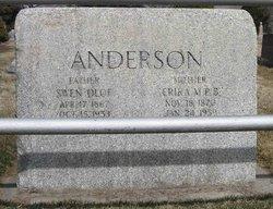 Erika Matilda <i>Peterson</i> Anderson