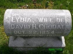 Lydia Almira <i>Pearson</i> Chodat