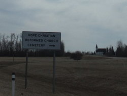 Hope Christian Reformed Church Cemetery