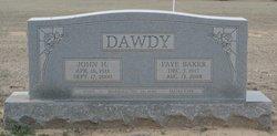 Faye Baker Dawdy