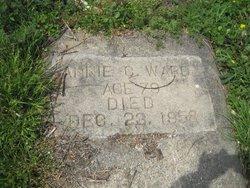 Annie C. Ward