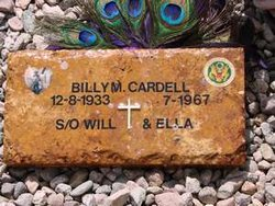Billy Marlin Cardell