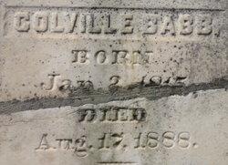 Colville Babb
