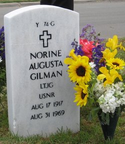 Norine Augusta <i>Erwin</i> Gilman
