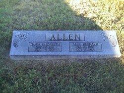 Alex Bernard Allen