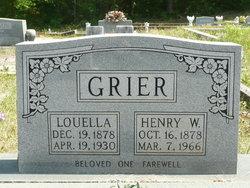 Henry W. Grier