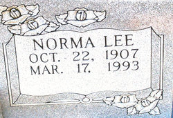 Norma Lee <i>Pate</i> Wilson