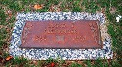 Lloyd Junior Alexander